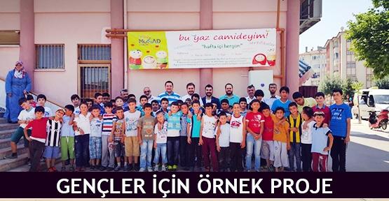 Gençler için örnek proje