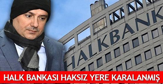 Halk Bankası haksız yere karalanmış