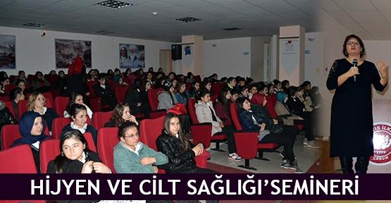 Hijyen ve Cilt Sağlığı'semineri
