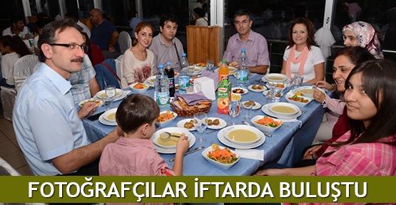 Hitit Fotoğraf Topluluğundan geleneksel iftar yemeği