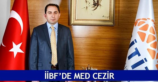 İİBF'de med cezir