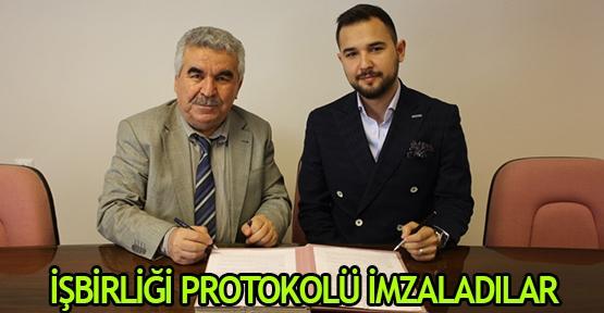 İşbirliği protokolü imzaladılar