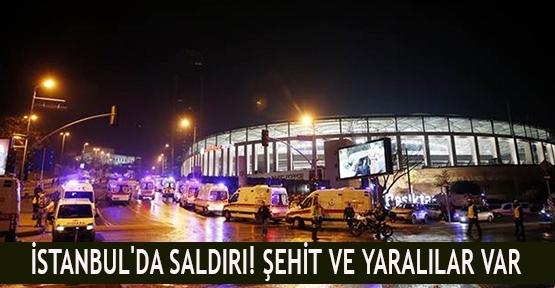İstanbul'da saldırı! Şehit ve yaralılar var