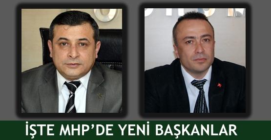 İşte MHP'de yeni başkanlar