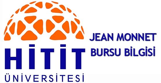 Jean Monnet Bursu bilgisi