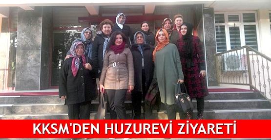 KKSM'den huzurevi ziyareti
