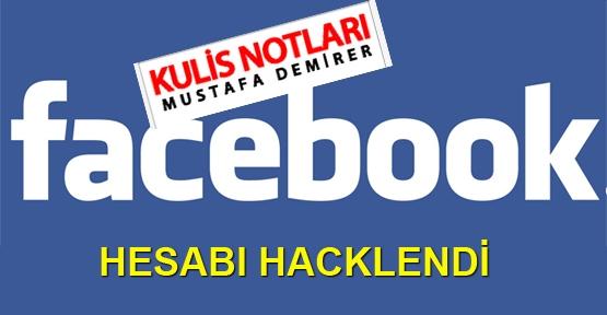 Kulis Notları facebook hesabı hacklendi