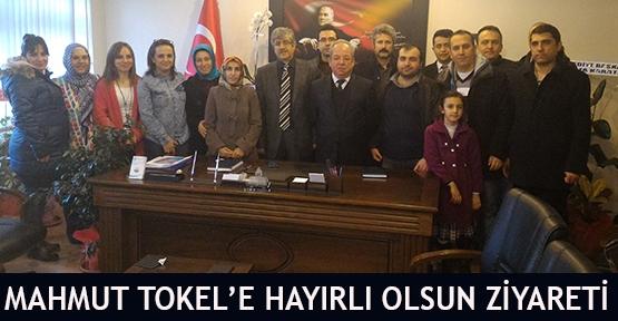 Mahmut Tokel'e Hayırlı Olsun Ziyareti