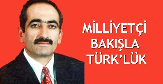 Milliyetçi bakışla Türk'lük