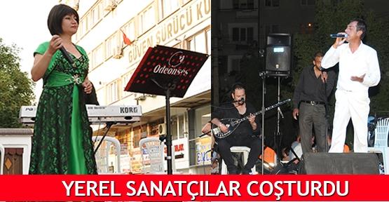 Nergiz Ay ve Ankaralı Turgut coşturdu