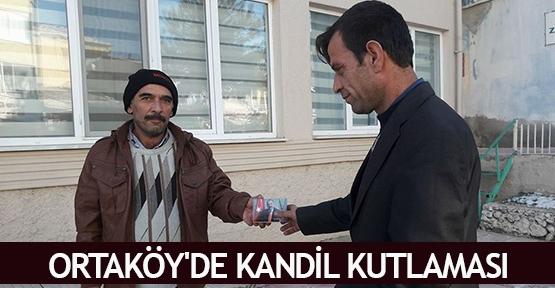 Ortaköy'de kandil kutlaması