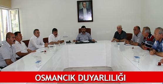 Osmancık duyarlılığı