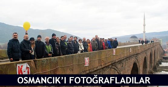 Osmancık'ı fotoğrafladılar