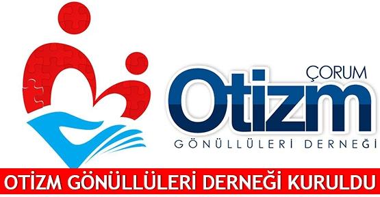 Otizm Gönüllüleri Derneği kuruldu