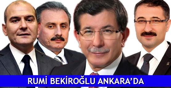 Rumi Bekiroğlu Ankara'da