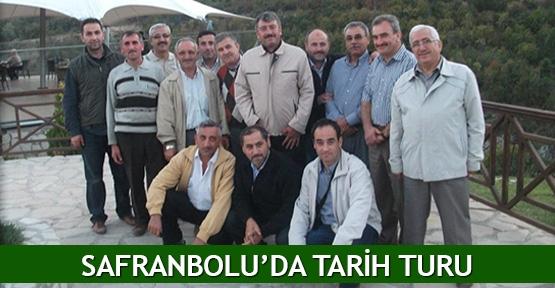 Safranbolu'da tarih turu