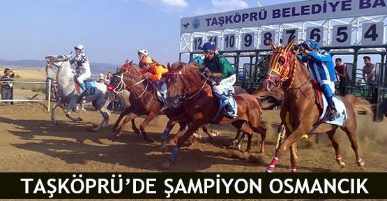 Taşköprü'de şampiyon Osmancık