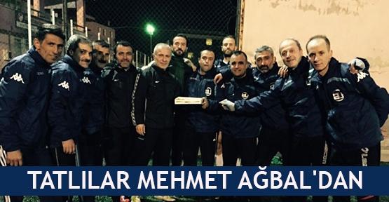 Tatlılar Mehmet Ağbal'dan