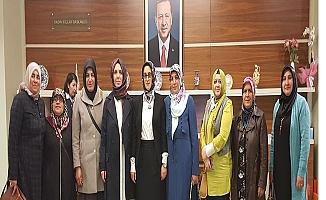3 ilçenin kadın kolları adayı belirlendi