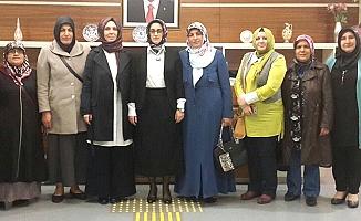 AK Parti kadın kollarında atama