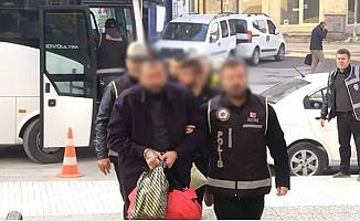 Çete mensubu 6 kişi tutuklandı