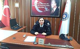 Daday'a Çorumlu komiser