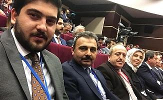 İl başkanları toplantısına katıldılar