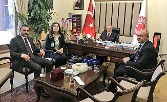 Külcü de Ankara'da