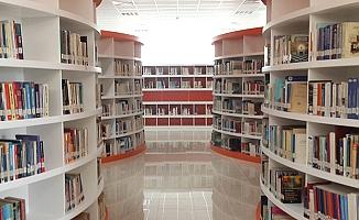 Kütüphane saatlerine düzenleme