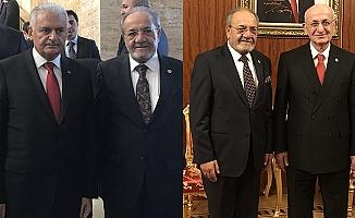 TBMM Başkanı ve Başbakan'a davet