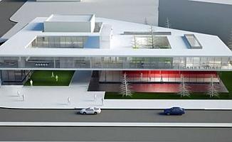TSO artık yeni binasında