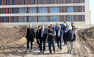 Yeni stadın inşaatı başladı