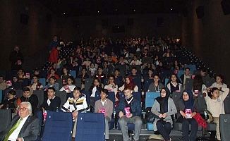 1 milyon öğrenci sinema ile buluştu