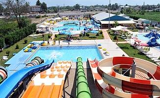 65 dönüme Aquapark