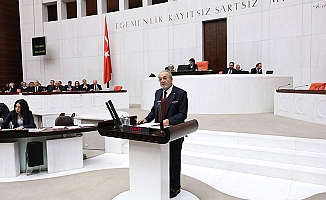 AK Parti Gruba adına konuştu