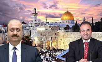 Çarpıcı Kudüs izlenimleri