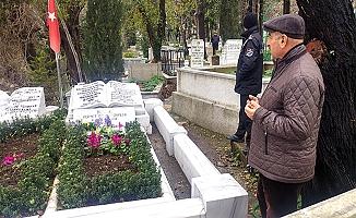 Çorumlu'dan Fahrettin Paşa'ya ziyaret