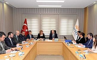 Kalite Komisyonu toplandı