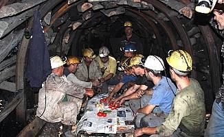 Madenciler yalnız değil