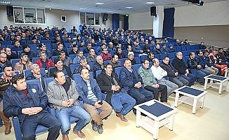 NARKOTİM'den seminer