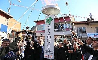 Osmancık'ta tarihi gün