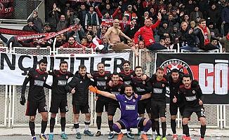 Adliyespor 0-2 Çorum Belediyespor