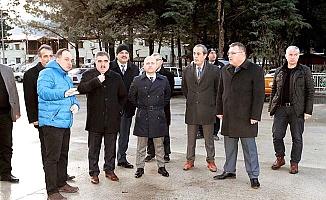 Amasya'da da Erdoğan hazırlığı