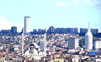 Başkent'e en fazla göç Çorum'dan