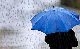 Bugün şemsiyeniz hep yanınızda olsun