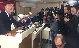Başkan Gül'ün ilk konuşması