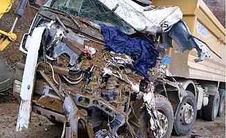 Dana Deresi'nde kaza, 1 ölü