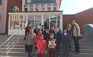 Hürriyet'ten Afrin'e mektup