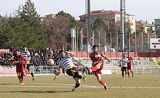 Maç 1-1 bitti