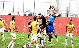 Maç bitti, Arsin: 3-Belediyespor: 2